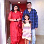 Meena, Nainika, Huband, Daughter