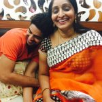 Naga Shaurya, Mother, Love