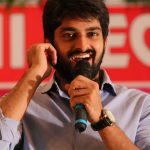 Naga Shaurya, Stage, Speech