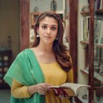 Nayantara, tata sky ad, latest, yellow