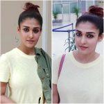 Nayantara, without makeup, outing, morning