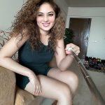 Nikesha Patel, black, selfie stick, spicy