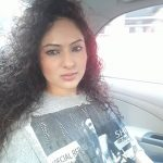 Nikesha Patel, latest, hair colouring
