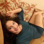 Nikesha Patel, roamtic pose, top view