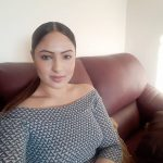 Nikesha Patel, sitting, nice look