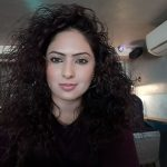 Nikesha Patel, spring hair, morninig