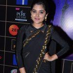 Nivetha Thomas, saree, event