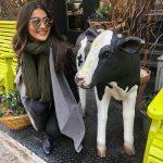 Pooja Hegde, Cow