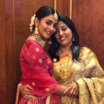Pooja Hegde, Mom, Love