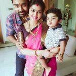 Prasanna, Sneha, vihaan, Family