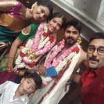 Prasanna, Sneha, vihaan, Marriage Function