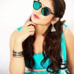 Priyanka Jawalkar,  Blue Coolers, Cute Photo Shoot