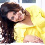 Priyanka Jawalkar,  yellow dress, glamour
