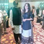 Raai Laxmi, event,Amitabh Bachchan