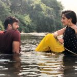 Raai Laxmi, neeya 2, water, shooting spot
