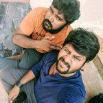 Rio Raj, actor bala saravana, selfie