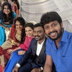 Rio Raj, selfie, event, marriage