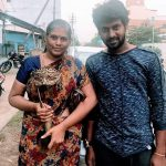 Rio Raj, with amma, award