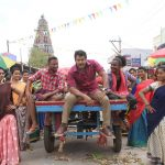 Saamy Square, saamy 2, Vikram, song shooting, mass