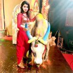 Sai Dhanshika, full size, event, vikatan function