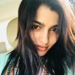 Sai Dhanshika, selfie, car, hair style