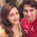Sayesha Saigal, Selfie, naughty, friend