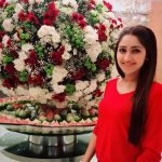 Sayesha Saigal,  exclusive Look, Red Lover