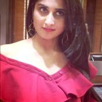 Shamlee, Shamili,  Red Dress, Spicy