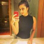 Shamlee, Shamili, Selfie, Night, Ghost Eyes