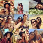 Shriya Saran, family, tour, friend