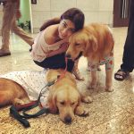 Shriya Saran, pet animal, dog