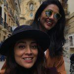 Shriya Saran, ritu varma, selfie