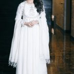 Shriya Saran, white dress, full size, Gayatri.