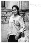 Srushti Dange, Black And White, New