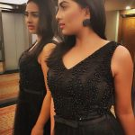 Srushti Dange, Black Model, New Look