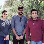 Vignesh Shivan, Nayantara, ar rahman, shooting