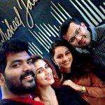 Vignesh Shivan, Nayantara, pragathi, outing, friends