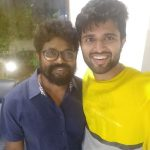 Vijay Deverakonda, Selfie, Yellow T Shirt