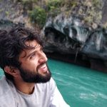 Vijay Deverakonda, Smile, Outdoor