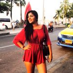 Yashika Aannand, shooting spot, glamour