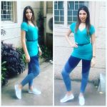 bhavana blue green sport dress(21)
