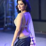 malvika sharma, back side, dazzling