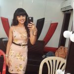 malvika sharma, cute, Selfie, shooting Spot