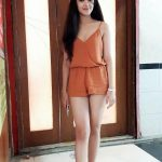 malvika sharma, short Dress, charming