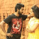 sema movie gallery hd g v prakash and arthana binu romance black and yellow dress in village (8)