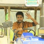 sema movie gallery hd g v prakash riding a tractor(4)