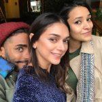 Aditi Rao Hydari, friend, selfie