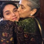 Aditi Rao Hydari, mom, kiss, family