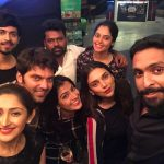 Aditi Rao Hydari, selfie, tamil celebrity, arya, vikram prabhu