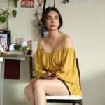 Aditi Rao Hydari, yellow dress, glamour